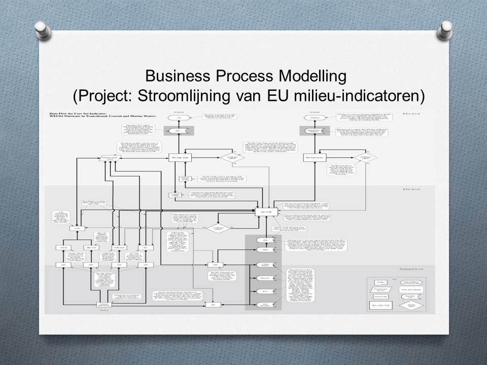 Proces management met Business Process Modeling